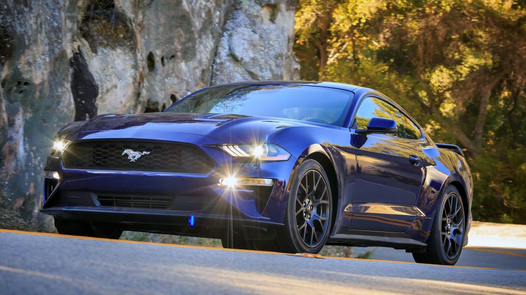 2018 Ford Mustang Ecoboost Review Magnetic Suspension Is A Must
