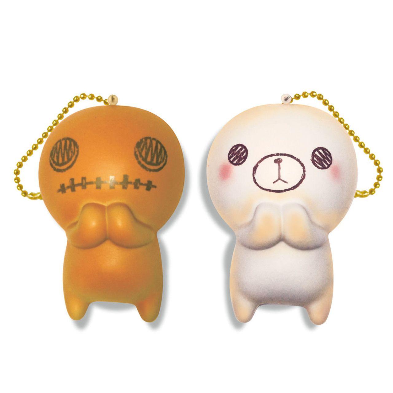 Squishy Ibloom : sillysquishies.com - iBloom Bread Doll Squishy,   USD19.99 (http://www.sillysquishies.com/ibloom ...
