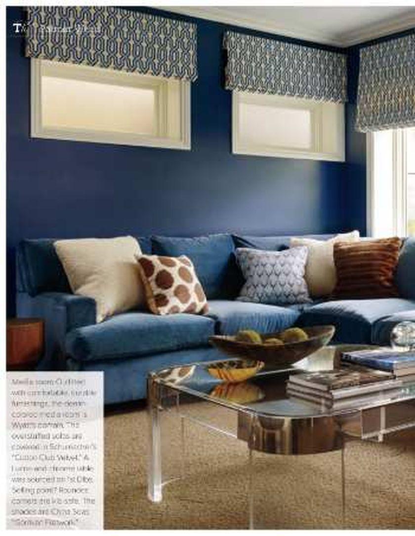 Basement curtains ideas Fake roman shade/valance above window ...