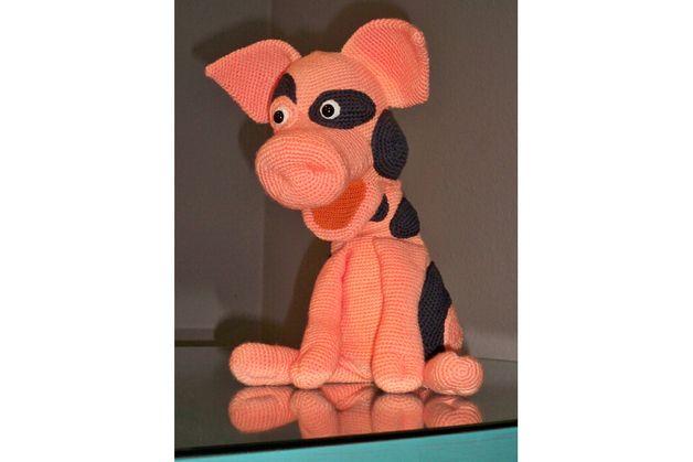 Häkelanleitungen - Handpuppe Schwein Häkelanleitung - ein Designerstück von michi-h-art bei DaWanda