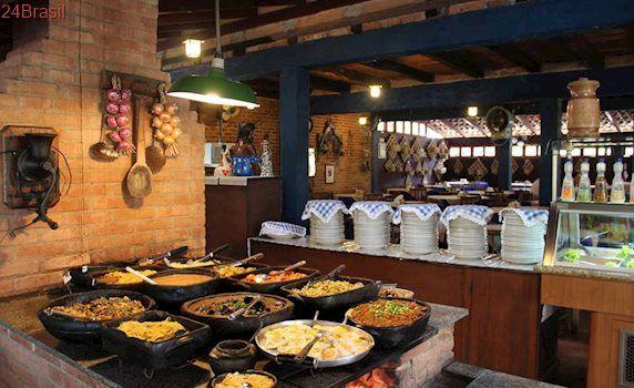 Comida caseira, fogão a lenha e pratos diversificados: conheça os sabores de Viana!