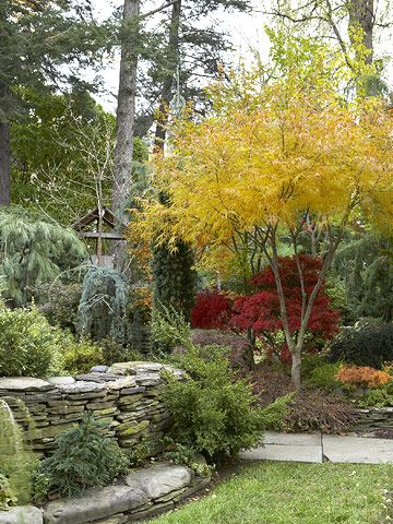Fall Landscaping Ideas | Pinterest | Gardens, Landscaping and ...