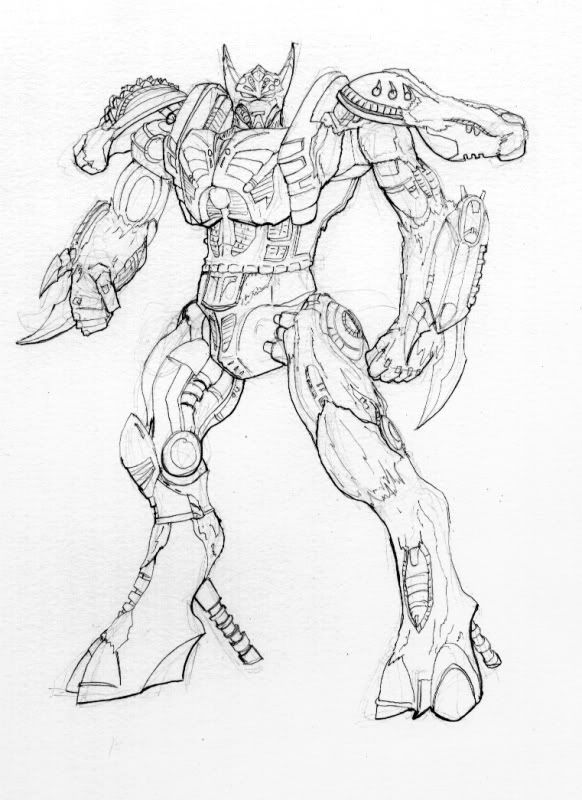 Transfromers Beast Wars Coloring Page Ramulus Fan Art Hosted On Photobucket Which Has Some Pikachu Coloring Page Transformers Coloring Pages Coloring Pages