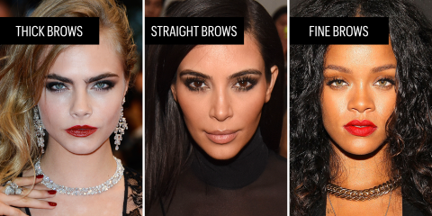 Eyebrow Texture Guide - How to Style Your Brows