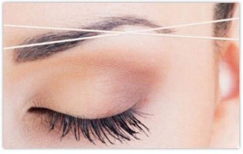 If you are looking for Women's Salon, Threading Services