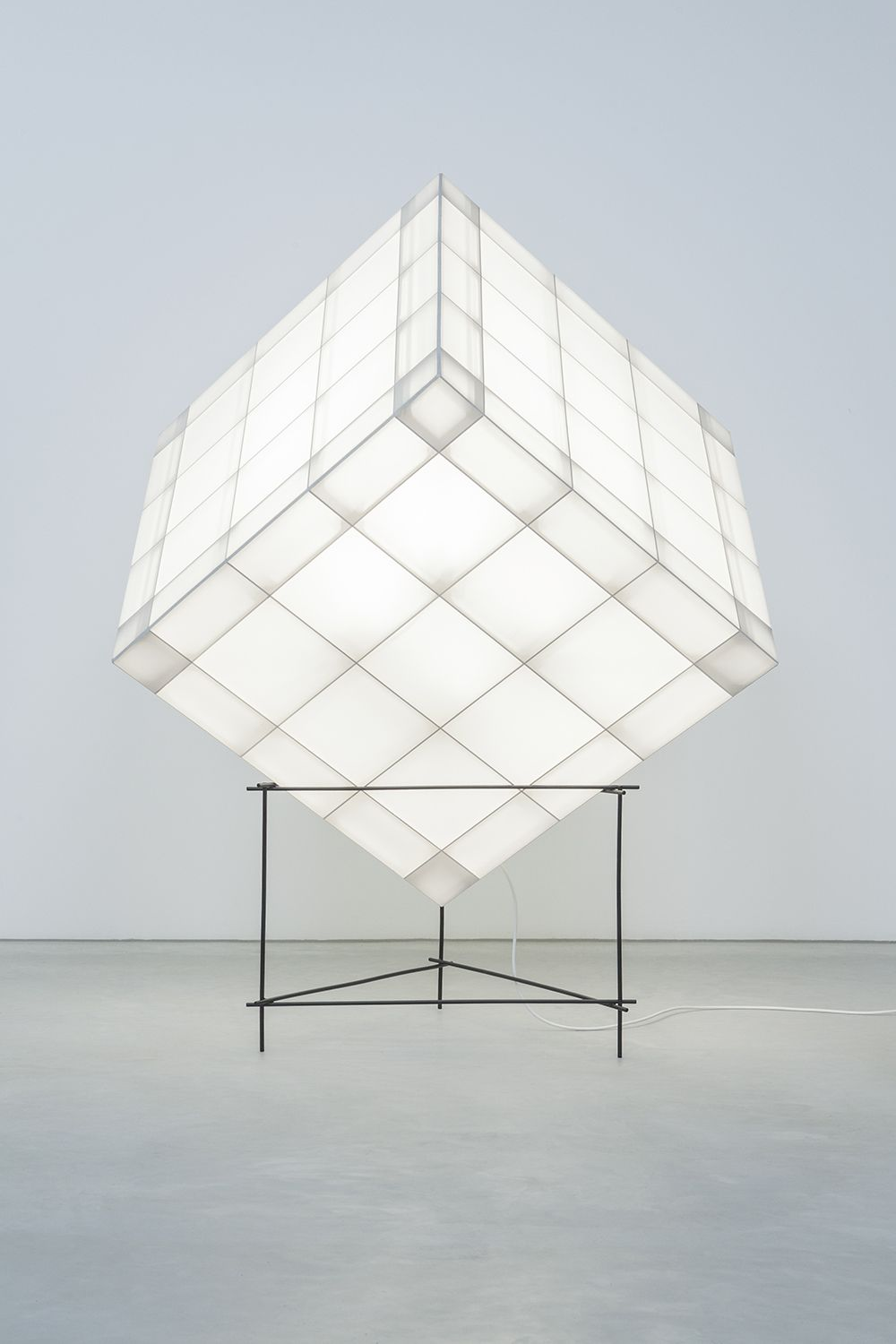 Studio mieke meijer | Lighting: space frames | ingenuity | Pinterest ...