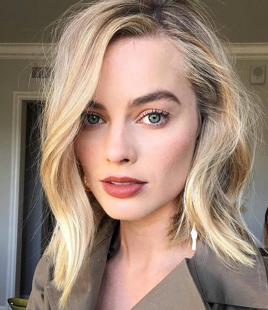 Instagram Margot Robbie nude photos 2019