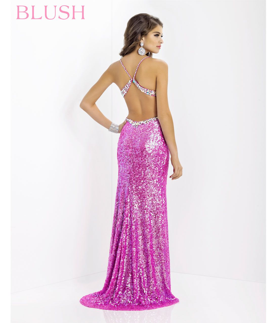 pink sparkly dresses for prom - Google Search | Clothes | Pinterest ...