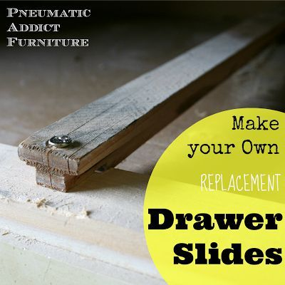 How To Build Your Own Drawer Slides Www Pneumaticaddict