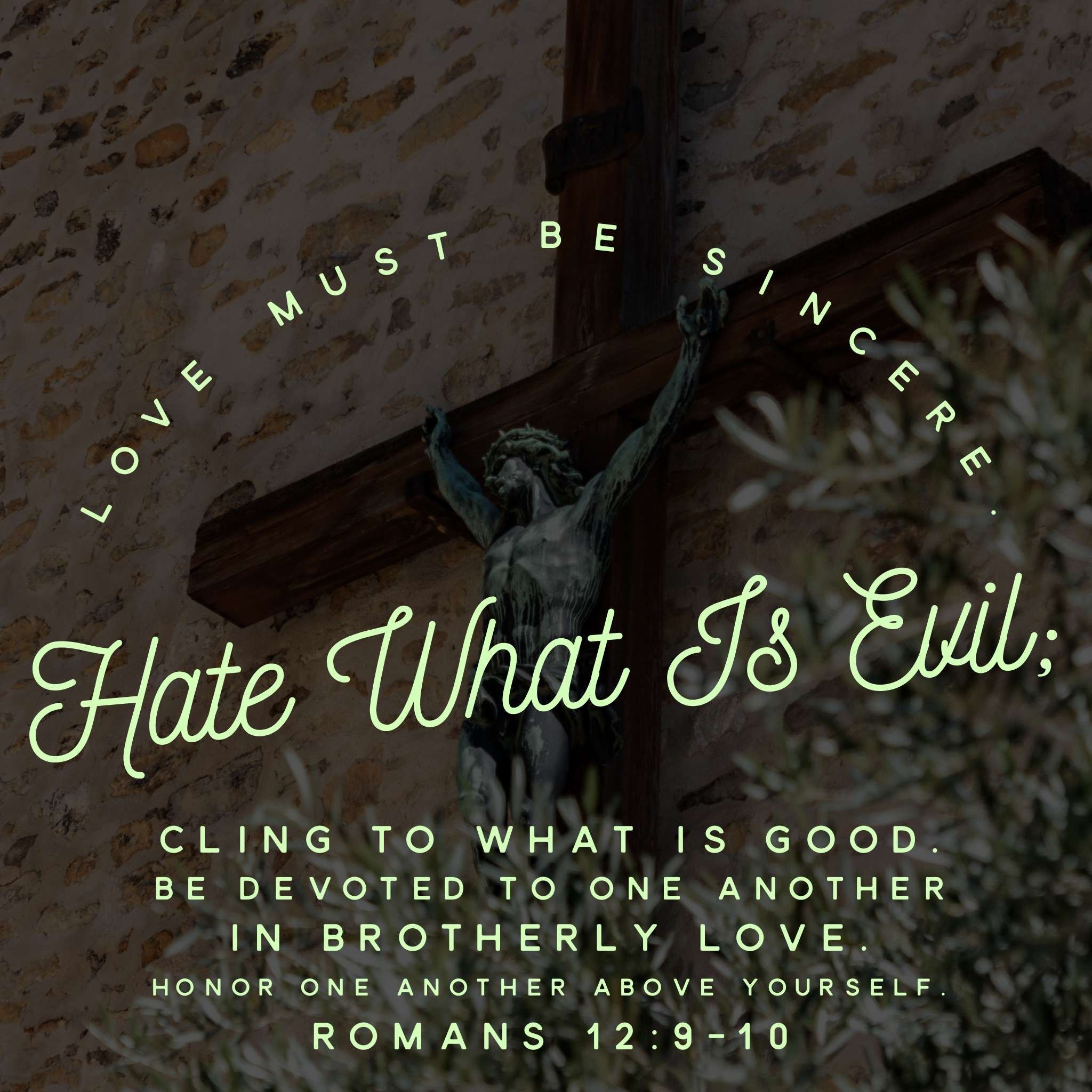 Pin By Thetamikajp On Variety Quotes Brotherly Love Devotions Romans 12
