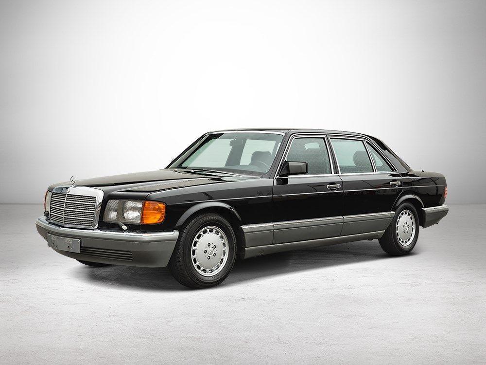 1986 mercedes benz sel 560 mercedes benz cars for Mercedes benz 560 sel