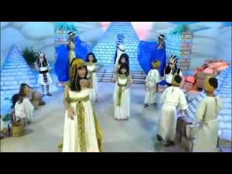 Aline Barros E Cia 3 As Piramides De Farao Com Imagens Youtube
