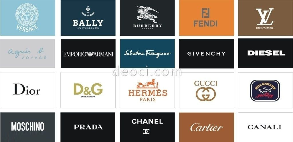 Luxury brand logo image vector design template Coreldraw CDR ...