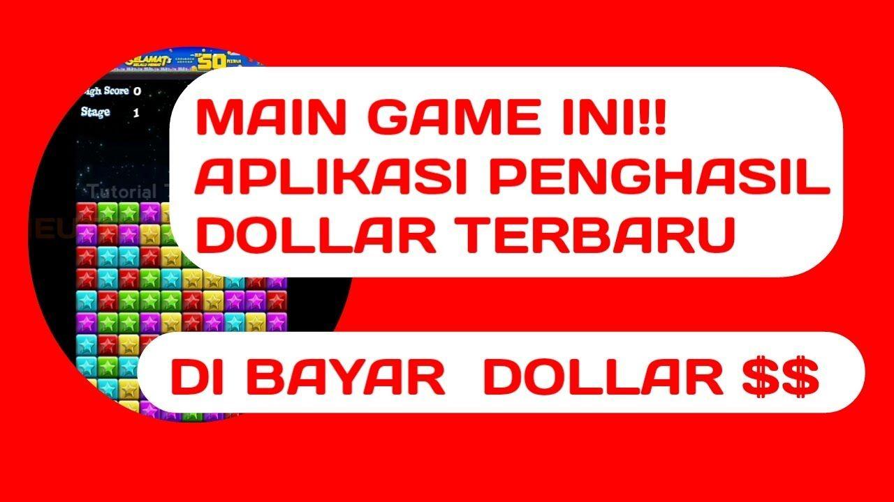 Main Game Dibayar Dollar Dengan Aplikasi Ini 2 Aplikasi Main Game Game