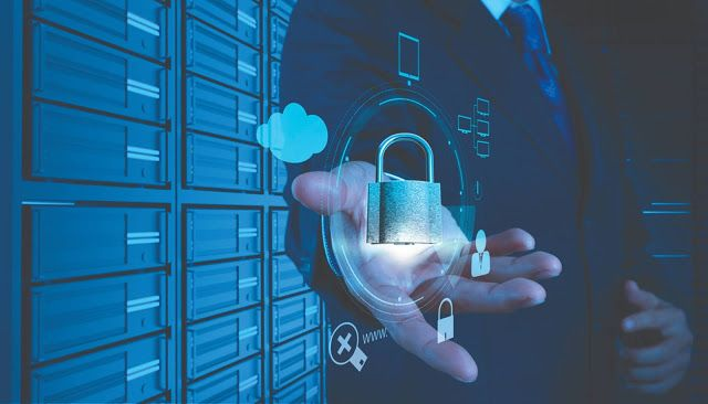 Security Management System In 2020 What Is Information Cloud Based Data Security