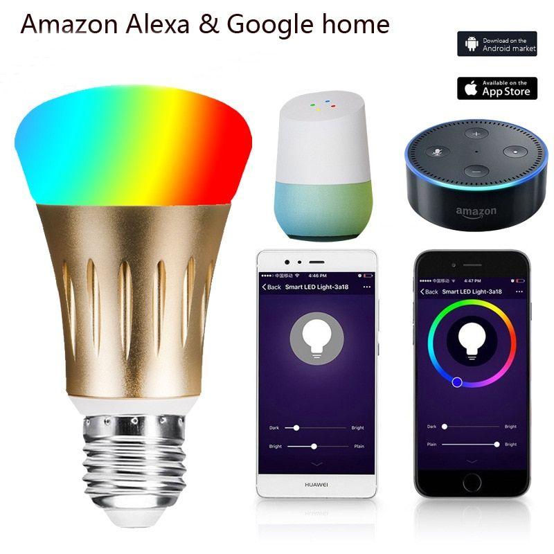 43+ Google home light bulbs rgb info