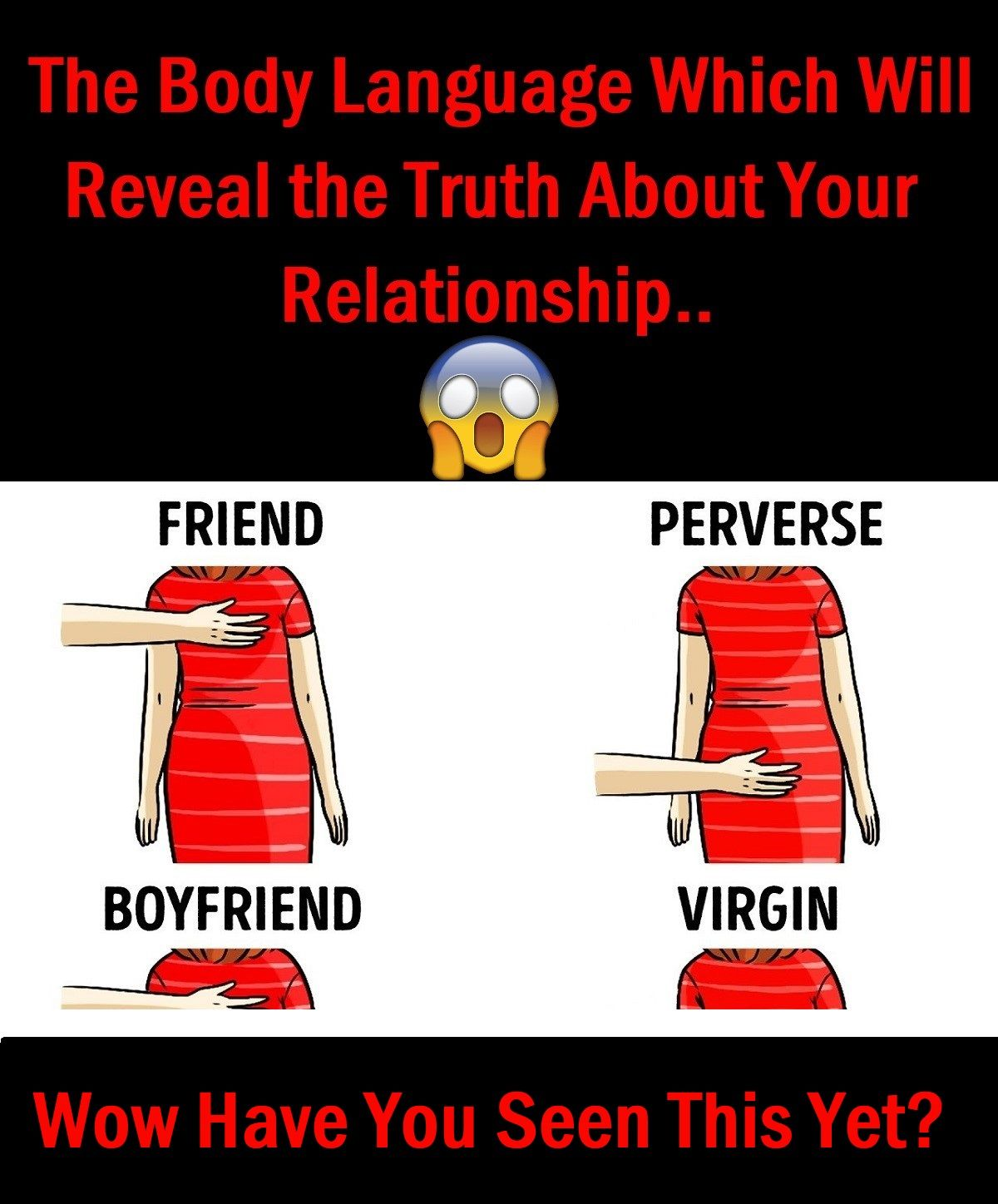 Different Types Of Body Language That Can Reveal The Truth