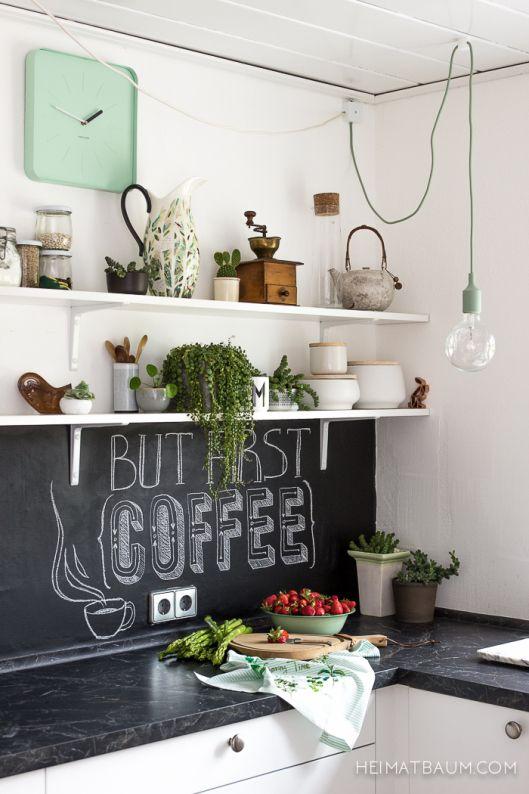 die schwarze pest in der k che heimatbaum k che otto pinterest kuchen einrichtung und. Black Bedroom Furniture Sets. Home Design Ideas
