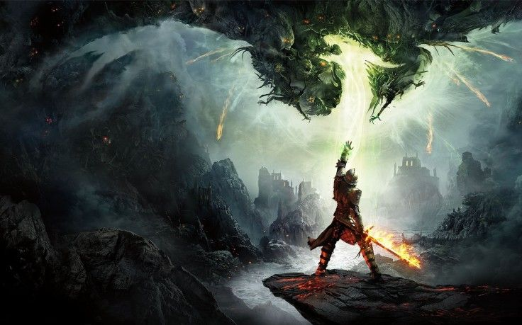 Dragon Age Inquisition Dragon Age Inquisition Dragon Age Video Games Fantasy Art Fire Knights Hd Dragon Age Wallpaper Dragon Age Inquisition Dragon Age