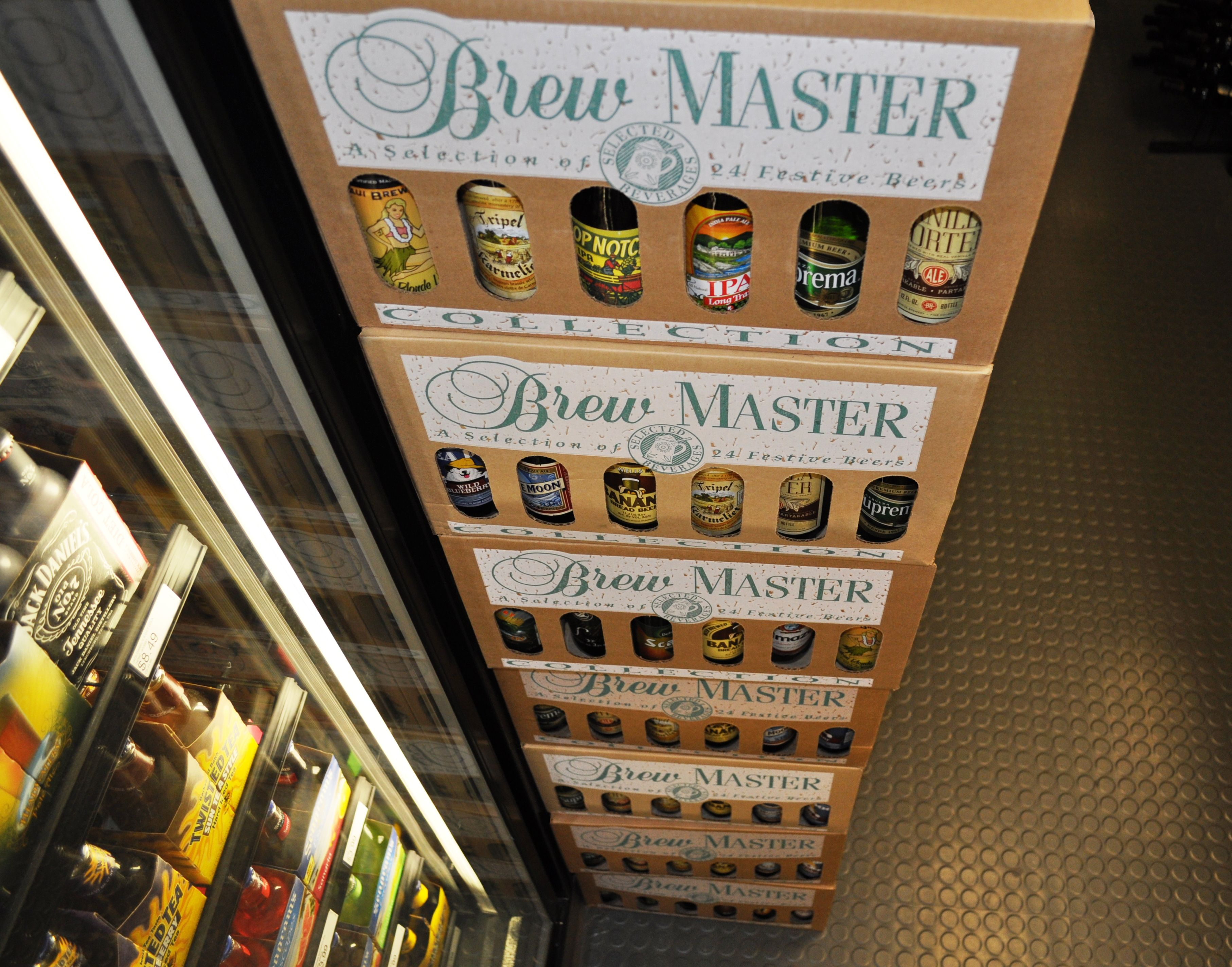 Brew masters collection 24 beers its like the best advent