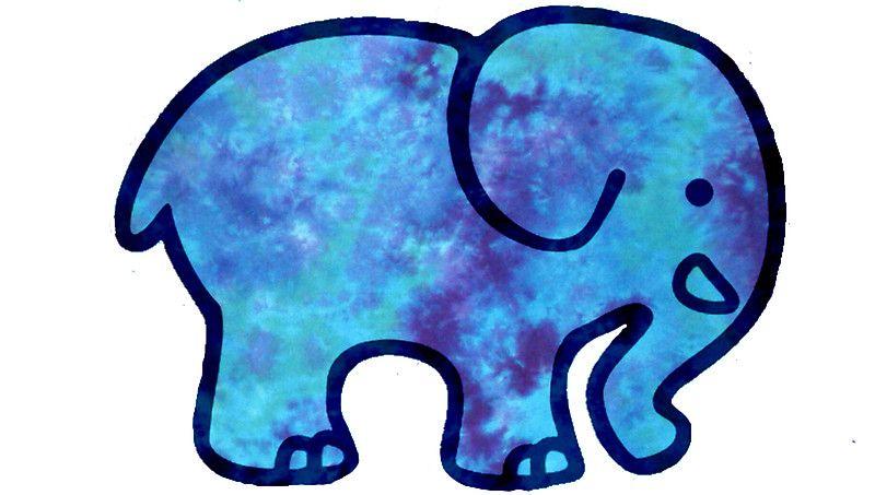 c23188e6f Ivory Ella Aztec Elephant Drawing