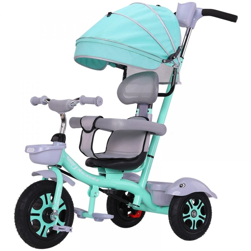 k14 New Children's tricycle scooter 1-3-5-2-6 year old ...