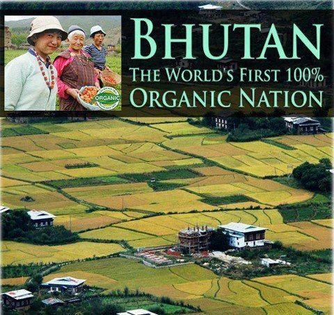Cheers for Bhutan!