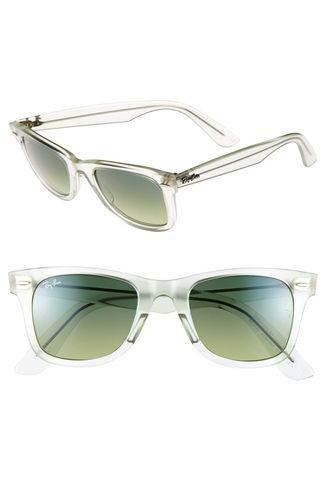 50a968216a Ray-Ban  Ice Pop Icon - Wayfarer  50mm Sunglasses Mint One Size from  Nordstrom on shop.CatalogSpree...