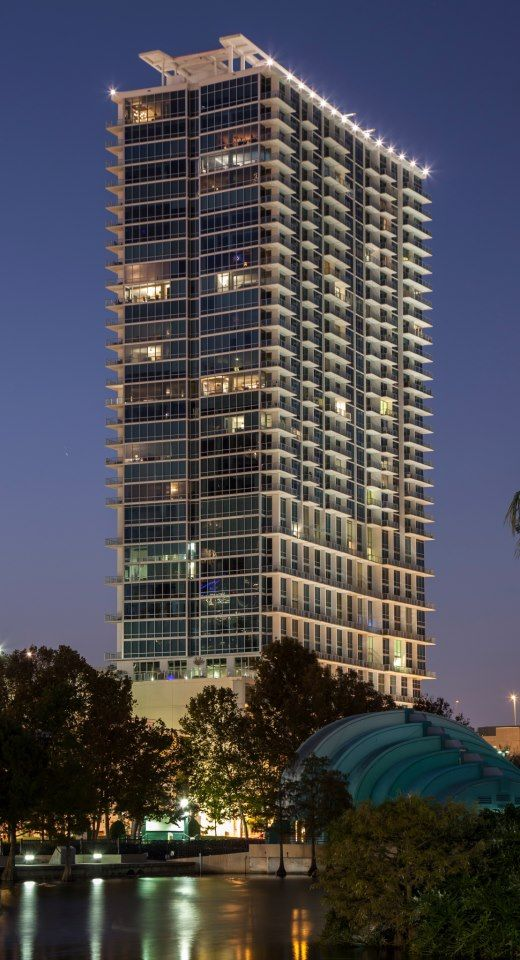The Vue Orlando The Largest Highrise In Downtown Orlando Urban