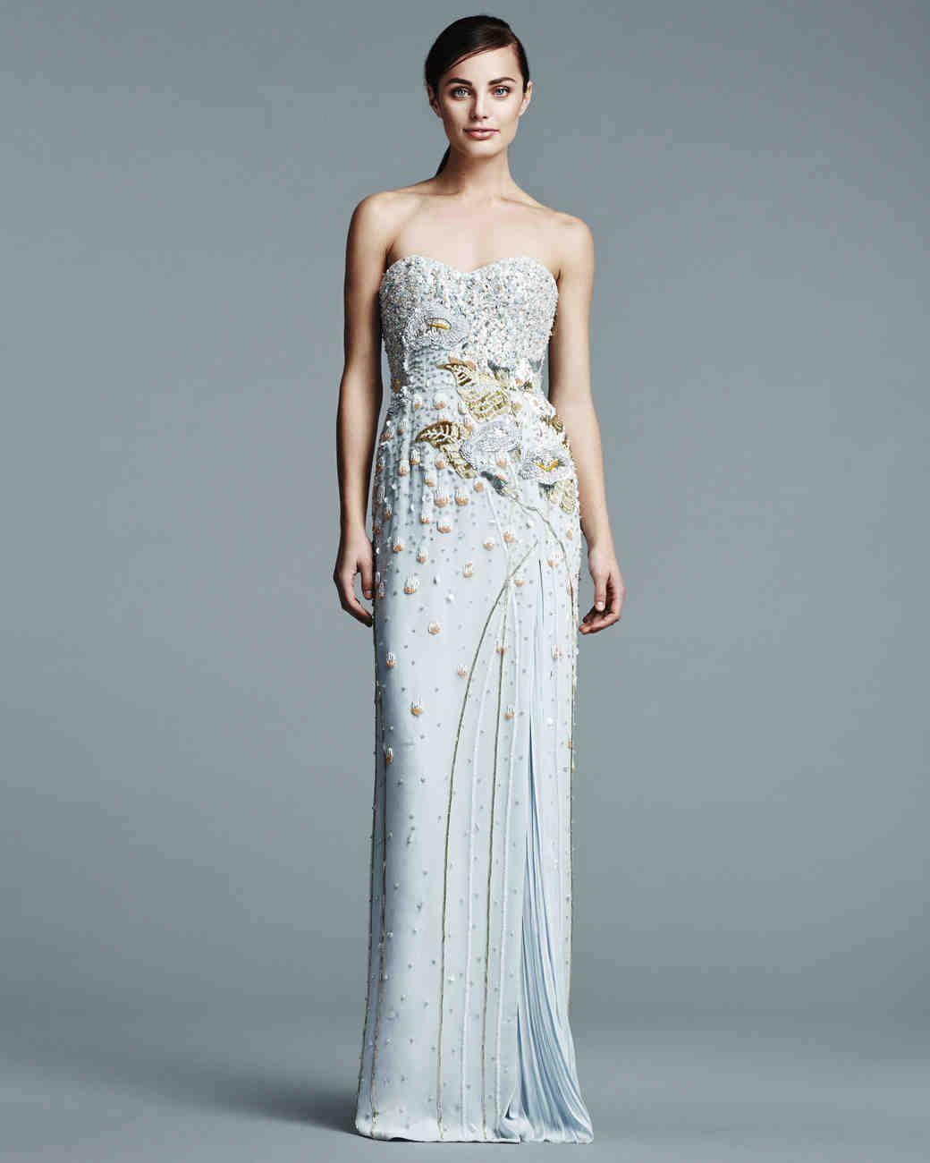 The 9 Best Wedding Dress Trends from Bridal Fashion Week | Wedding ...