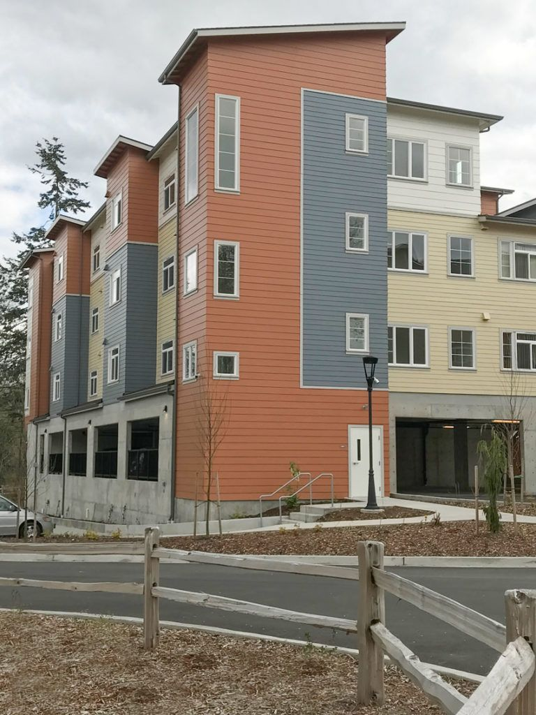 The Best Exterior Colours For Apartment Buildings