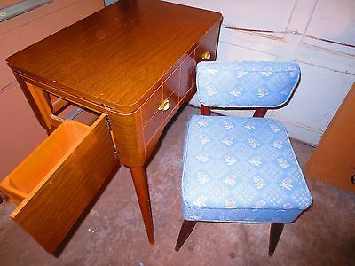 Singer Sewing Machine Cabinet Chair 401a 403 404 500a 503 600 700