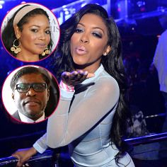 The Curse Of Porsha Williams? Tamala Jones Splits From African Dictator's Son After He Was Linked To 'RHOA' Star | Radar Online