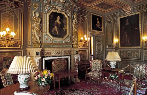 Chateaux azay le rideau interieur cerca con google for French interieur