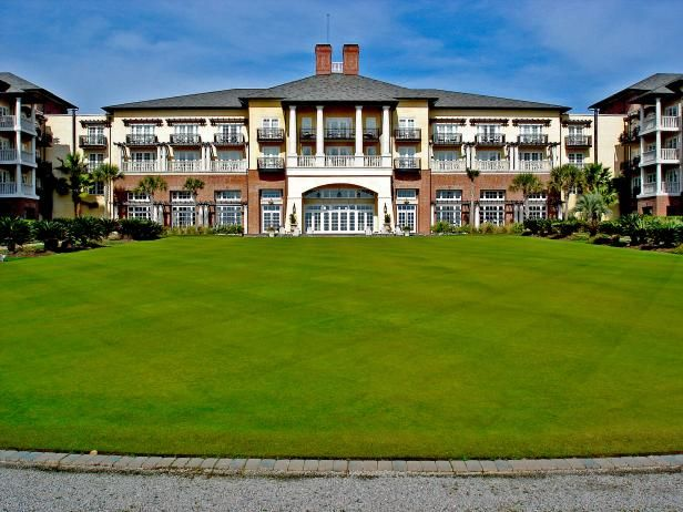 The Sanctuary Hotel Kiawah Island South Carolina