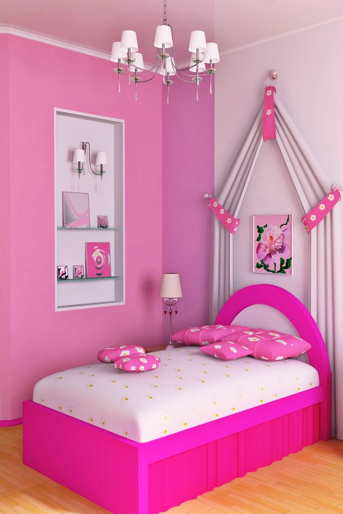 Pink Bedroom Ideas Little Girl 2020 Trends 2020 Girl Bedroom