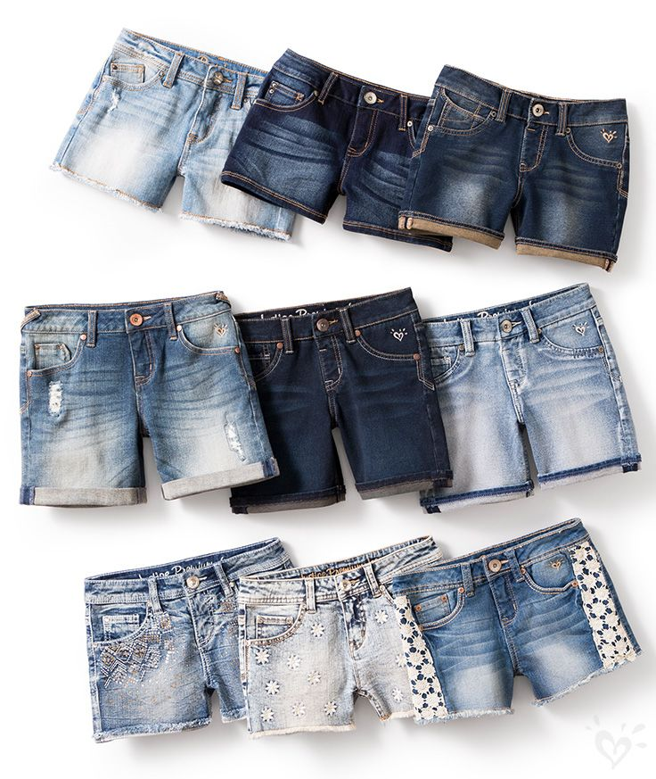 Every Shade & Hue of Blue Shorts | Justice