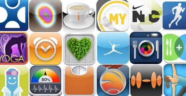 The 63 Best Health and Fitness Apps of 2012 -  The 63 Best Health and Fitness Apps of 2012  - #Apps...