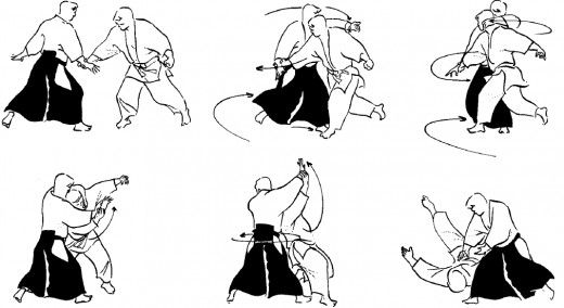 "Irimi Nage in Aikido - ""Entering Throw"""