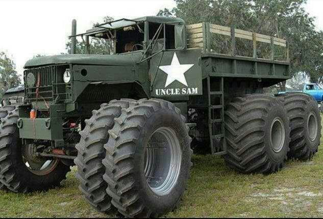 One cool 6x6. | Cool trucks | Pinterest | Vehicle, 4x4 and ...