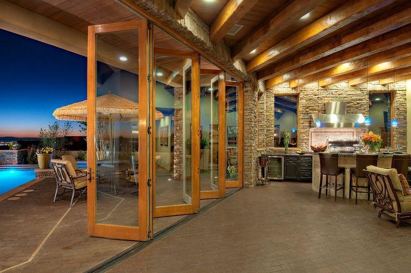 Indoor-outdoor rooms | Need A Lifestyle Change? Try Sierra Pacific Bi-fold & Indoor-outdoor rooms | Need A Lifestyle Change? Try Sierra Pacific ...