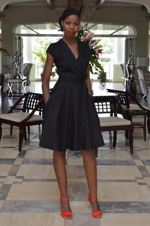 Sylvia Dress #linen #africa #dress #africanfashion #fashion #nairobi #africandress #kenya