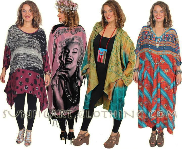 SUNHEART GODDESS BOHO HIPPIE-CHIC CLOTHING FOR WILD-WOMEN ONLY!