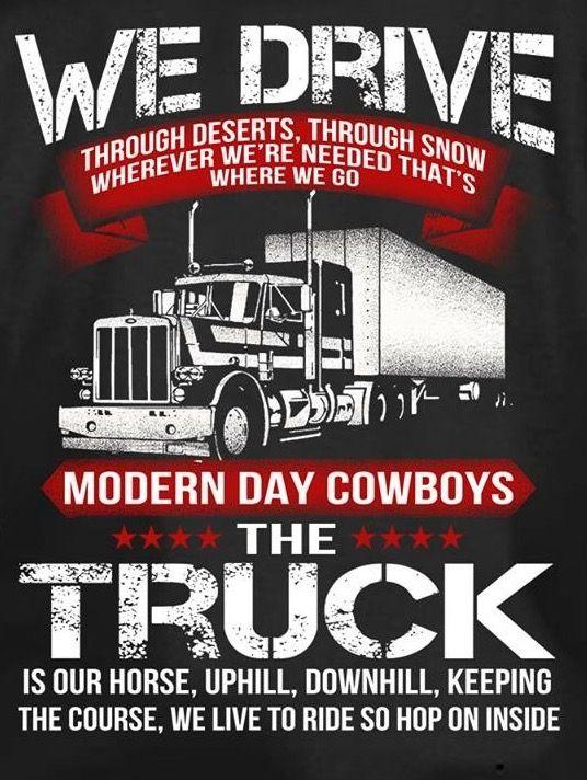 Trucker Quotes Endearing Yeah It's Damn True Truckersrocks Respecttruckers