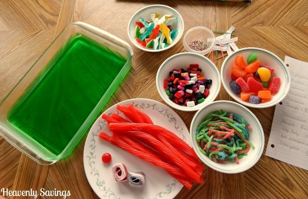 Edible Plant Cell - Home Schooling Fun!   Plant cell ...