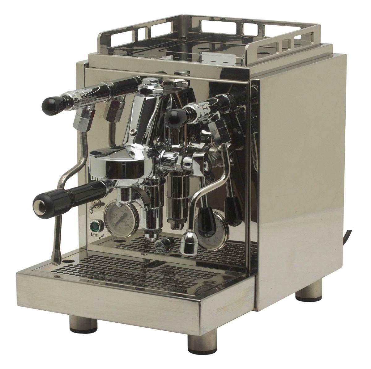 espressomachine, isomac, pro, 6.1, rotatiepomp, 74670