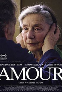 Amour llegó a los cines. Gandora de múltiples premios. Tenés que verla. Solo en Sala Garbo.