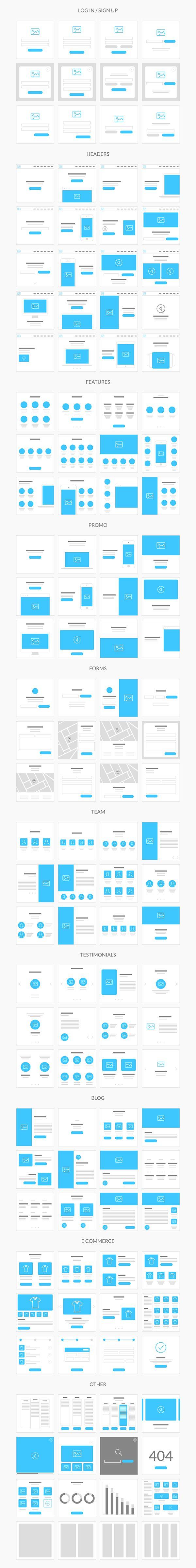 web visual thinking webdesign 1 pinterest layout. Black Bedroom Furniture Sets. Home Design Ideas