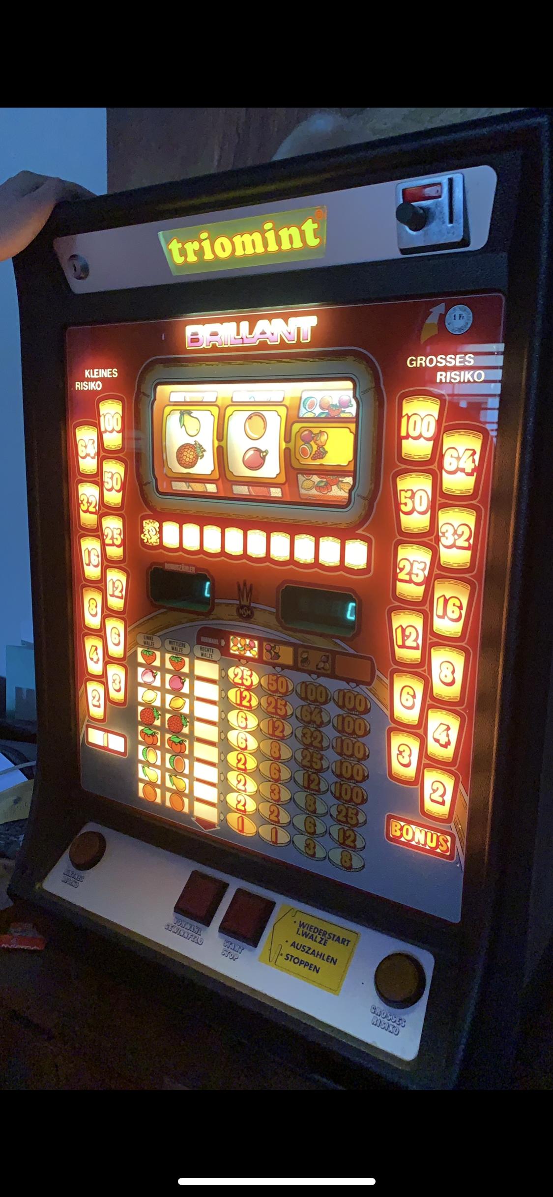 automaten spielen in las vegas