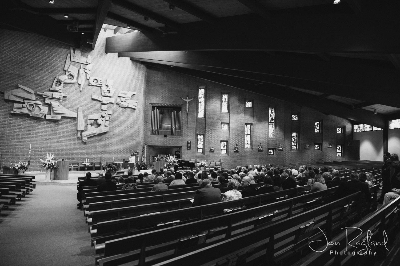 Jon Ragland Photography | Pittsburgh, Altoona, Johnstown State College & Greensburg Wedding Photography | St. Maurice | Black & White | www.jonragland.com